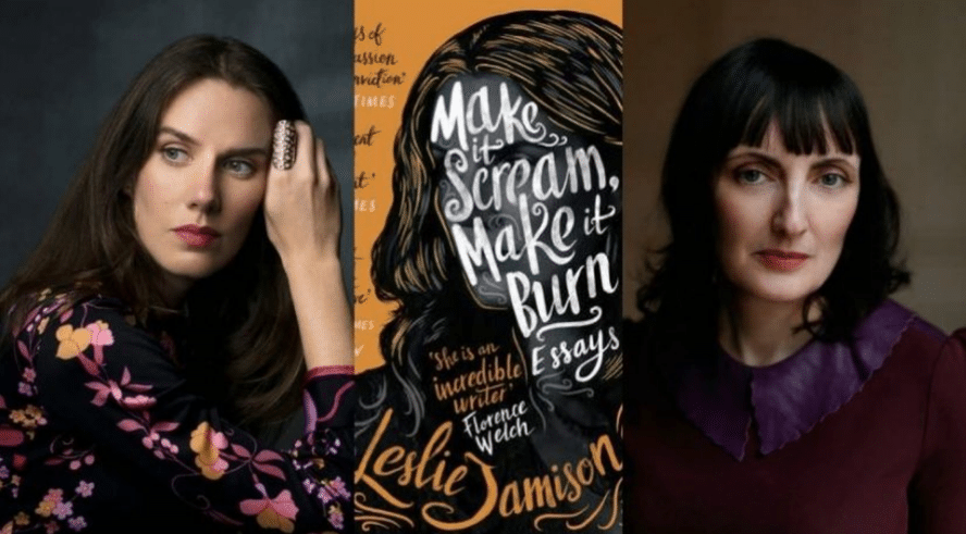 West Cork Literary Festival presents… Leslie Jamison in conversation with Sinéad Gleeson