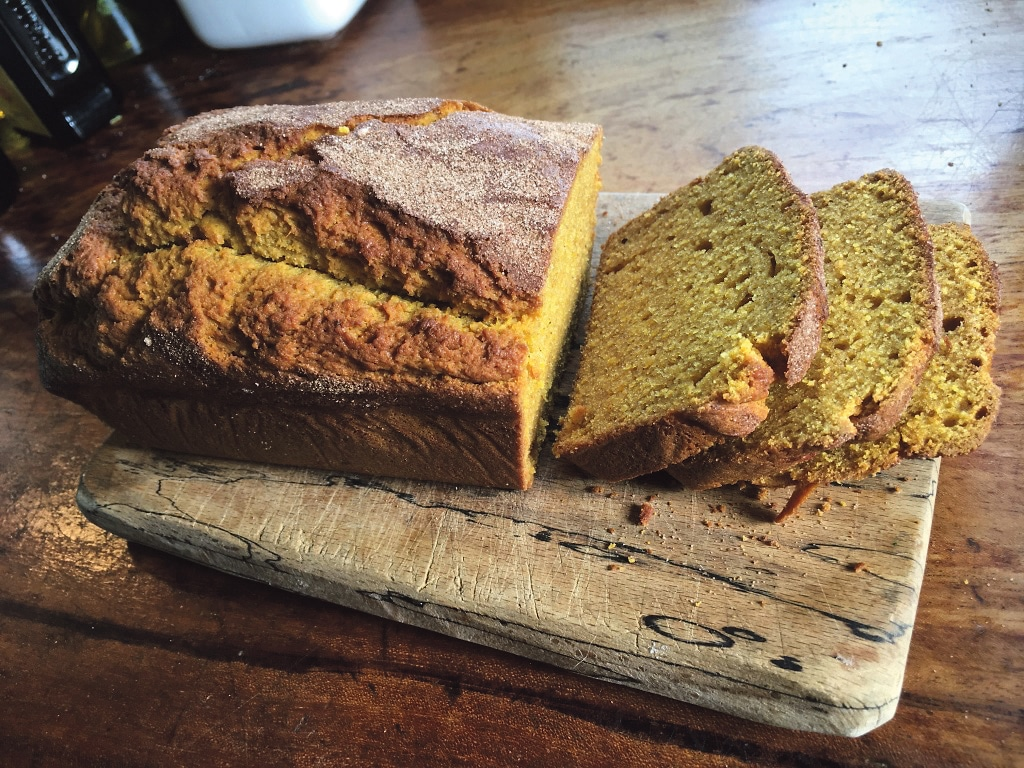 Pumpkin loaf is the new banana bread