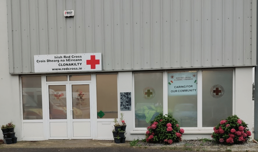 O'Sullivan to meet Minister for Defence to urge intervention on Clonakilty Red Cross closure of premises