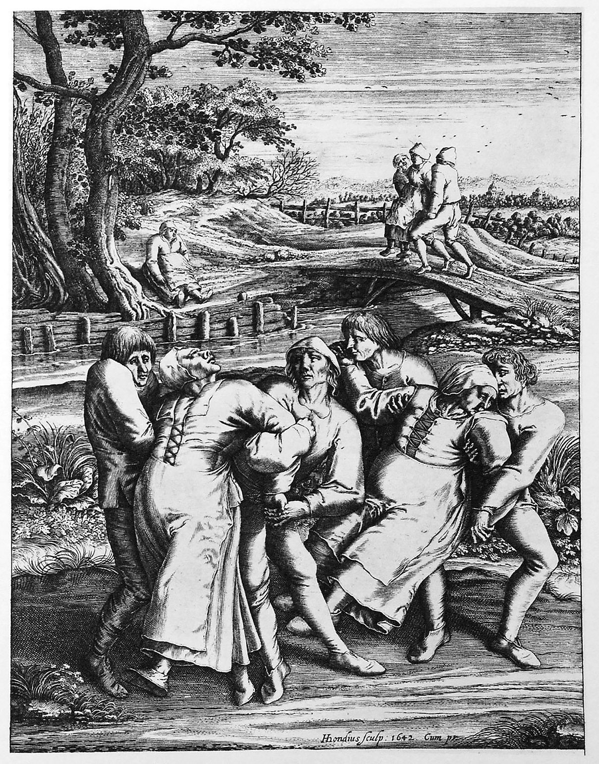 The dancing epidemic of 1518