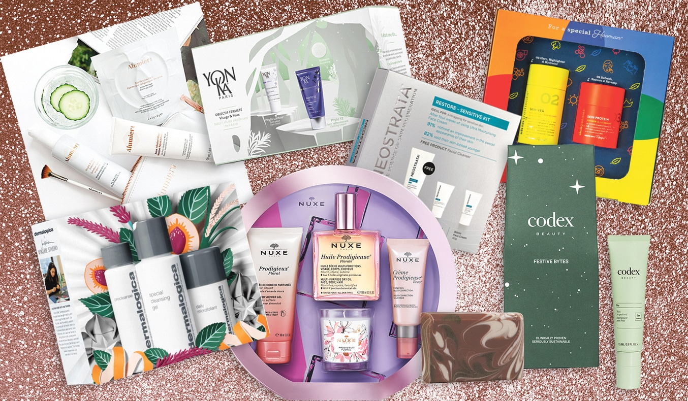 Skincare Christmas gifts for her