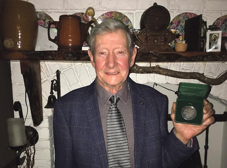 Bantry farmer celebrated for fundraising efforts by Concern