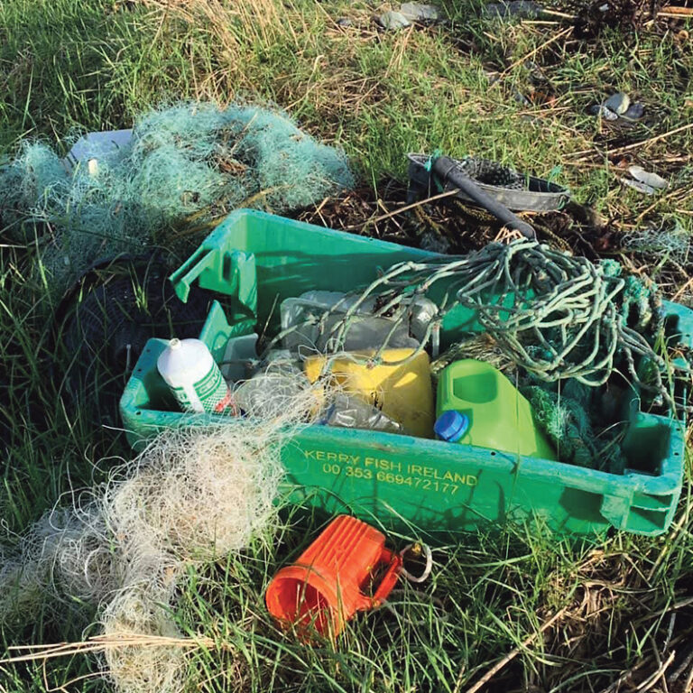 Oceans Plastic Project celebrates funding from Save Our Skibbereen