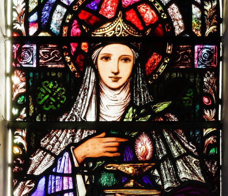 Celebrating St. Brigid (Naomh Bríd)