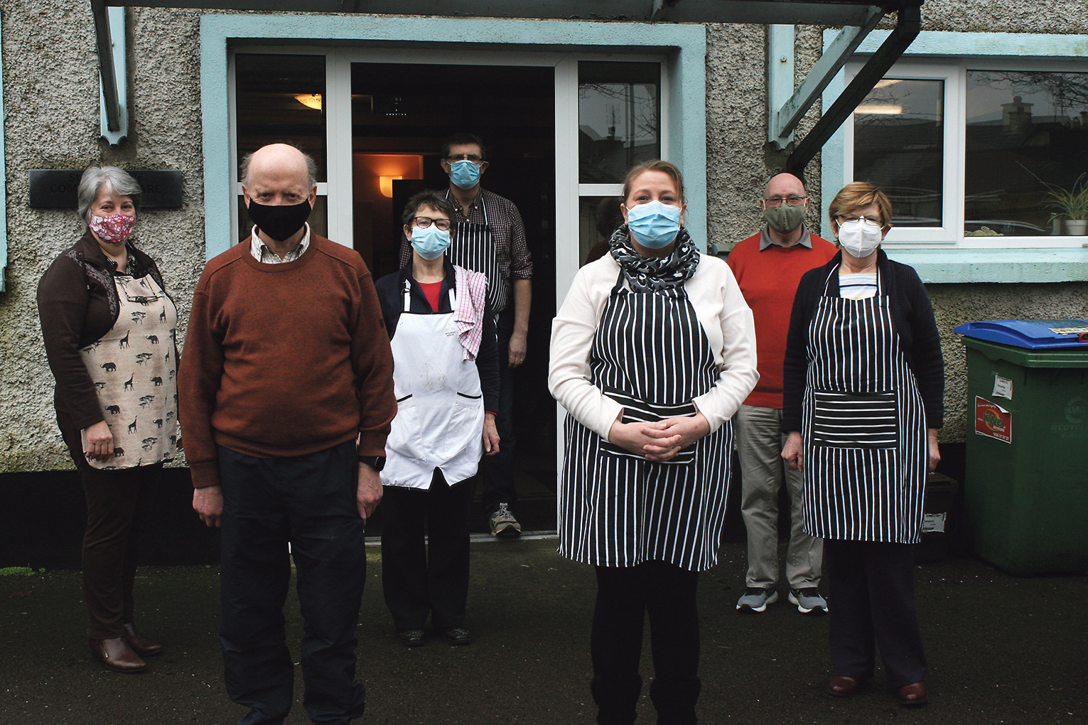 Clonakilty Meals on Wheels helps cocooners feel less isolated