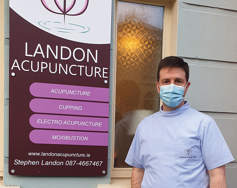 Acupuncture: an essential service that continues through lockdown