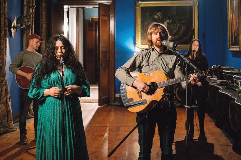 West Cork musicians in 'Resound'
