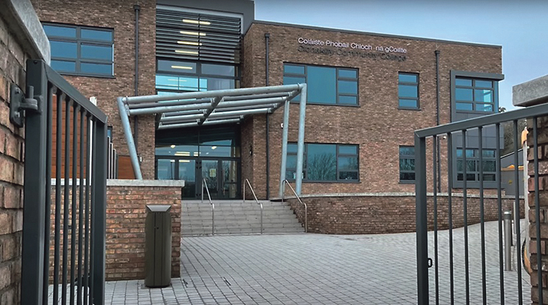 €10.5 million state-of-the-art extension unveiled at Clonakilty Community College