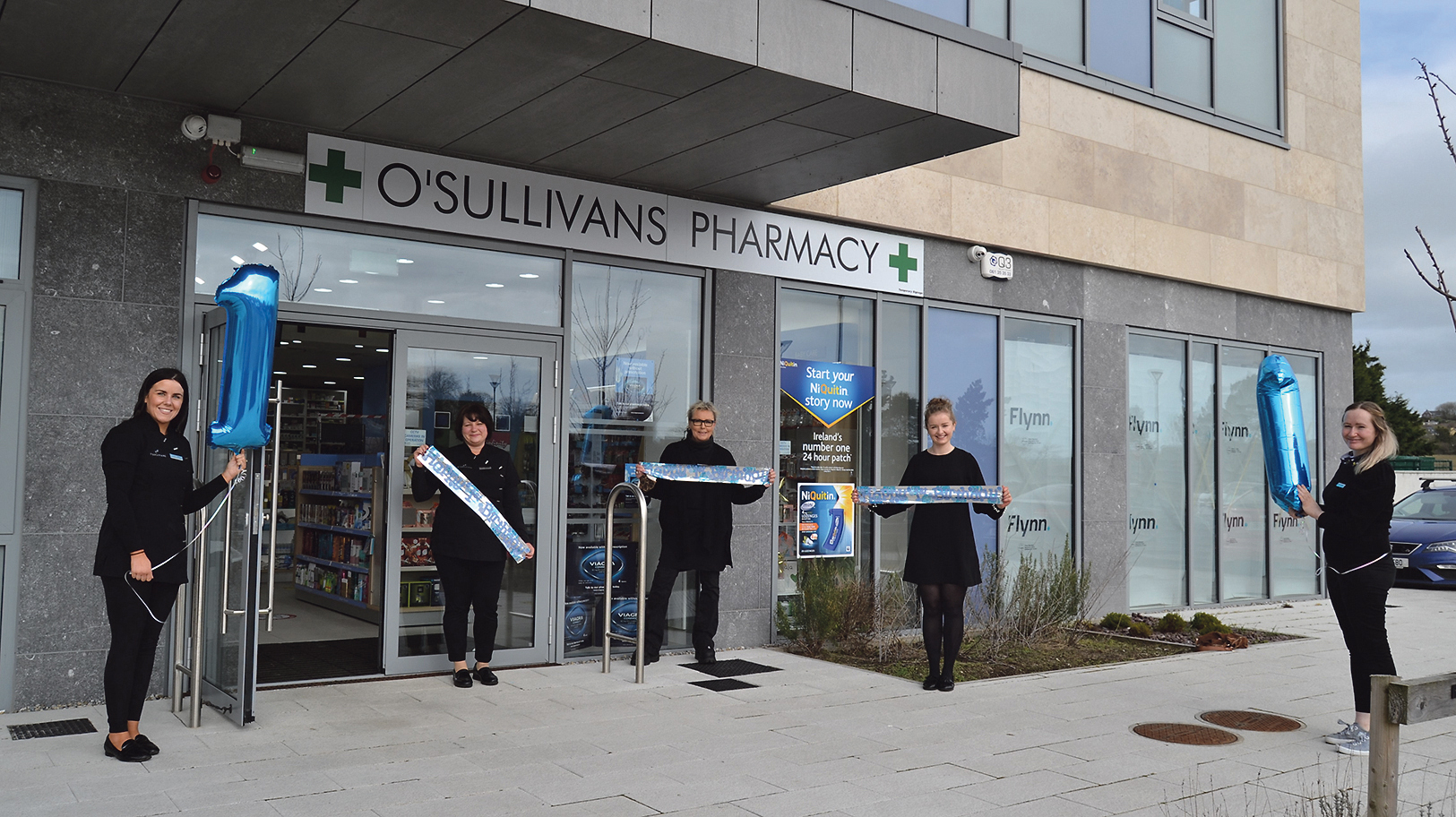 O'Sullivan's Pharmacy celebrates its first birthday operating out of Clonakilty