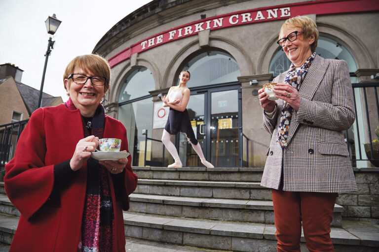 New service launching to connect older people interested in arts and culture
