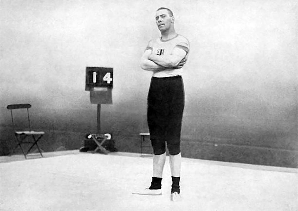 The Irish Olympic hero from Gloun