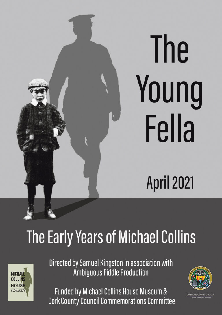 'The Young Fella' documentary uncovers the deeper story of Michael Collins
