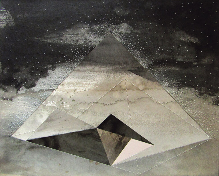 Shadow Play: The ink paintings of Laura Wade