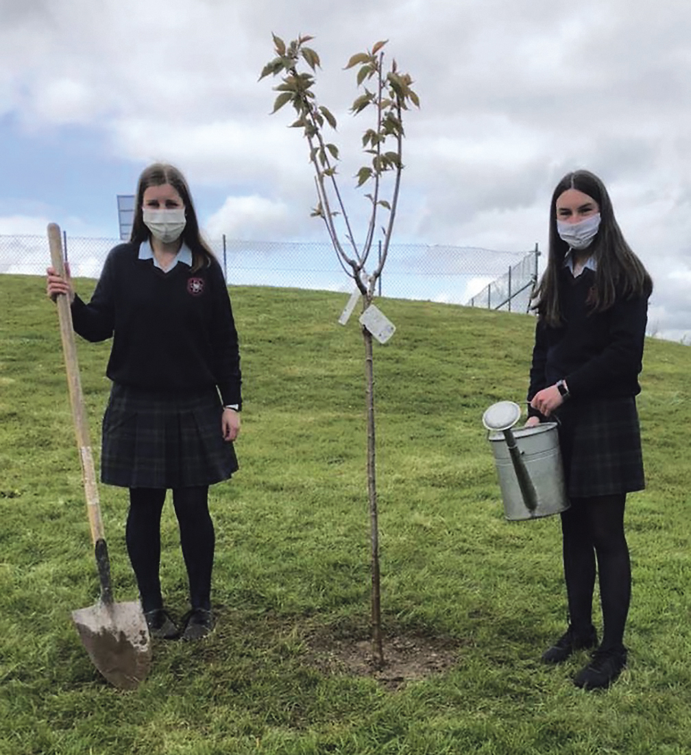 Bandon students challenge you to do better for the planet with 'Carbon Concentrations' campaign