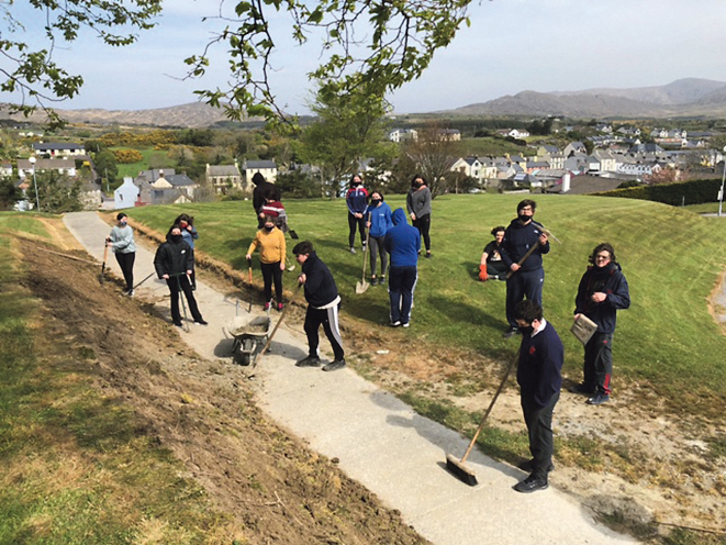 West Cork teenagers speak out to make a difference
