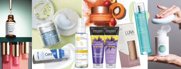 Great new products in the world of beauty