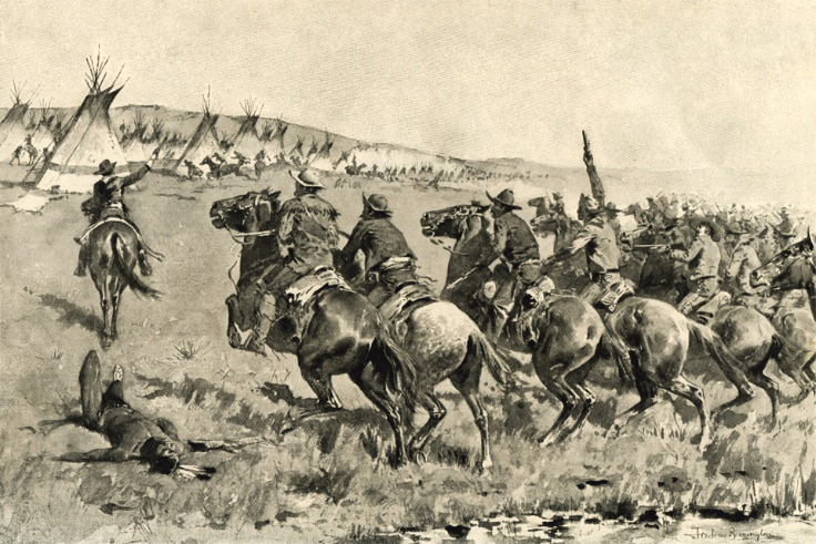 The formation of The Texas Rangers