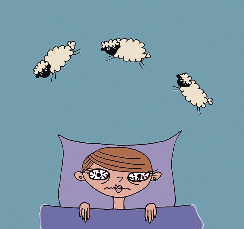 Is worry or anxiety keeping you awake at night?