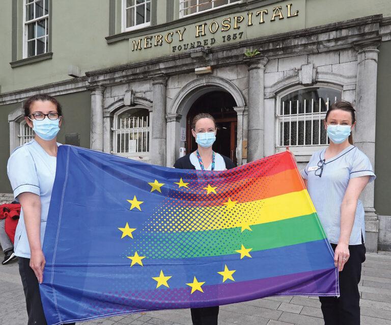 Celebrating LGBTQ+ awareness