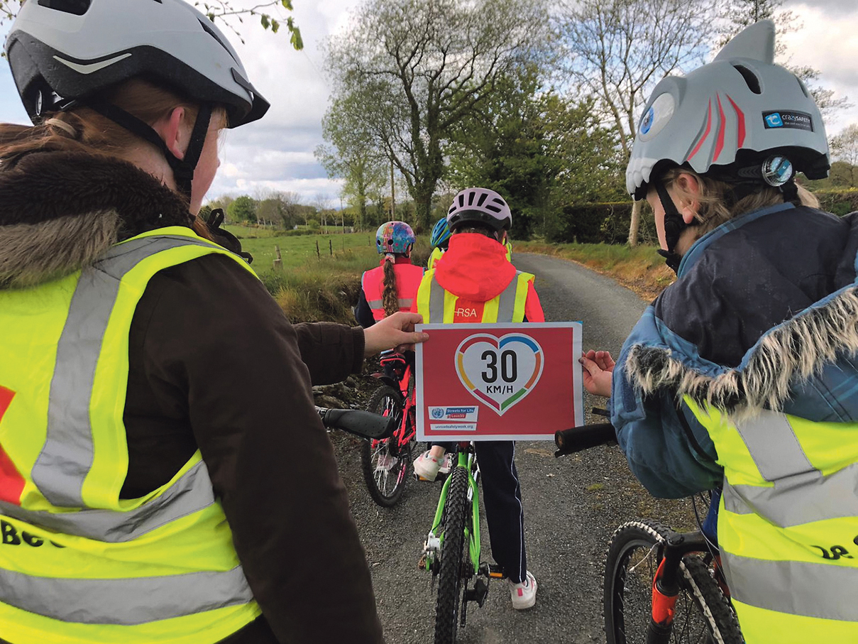 Slow down and make West Cork a safer place to walk and cycle