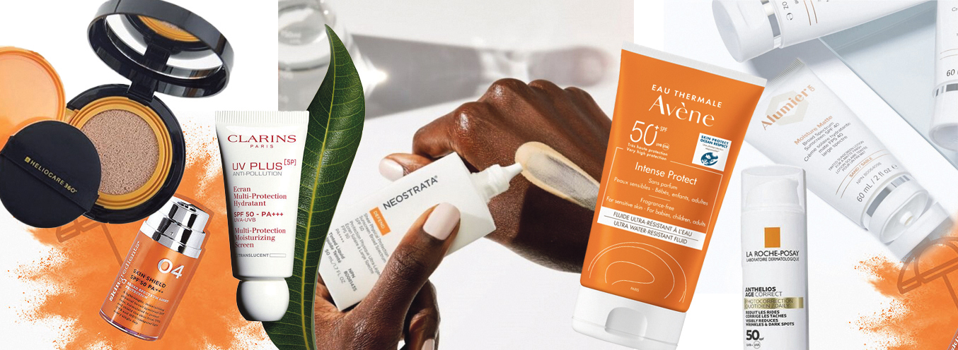 Facial sunscreens your skin  will love