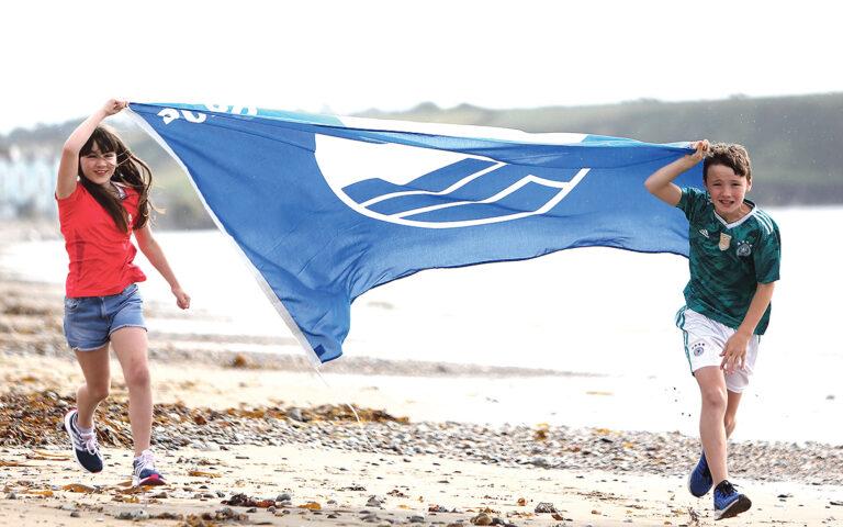 West Cork beaches score again in 2021 Blue Flag and Green Coast Awards