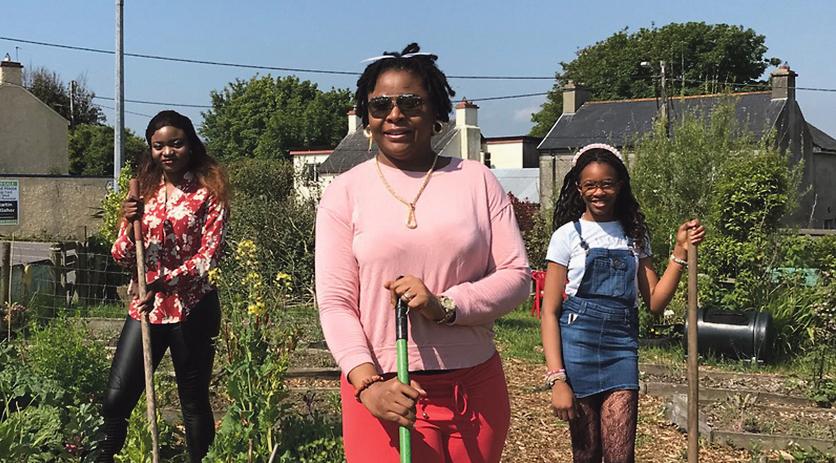 Community Garden grows inclusiveness