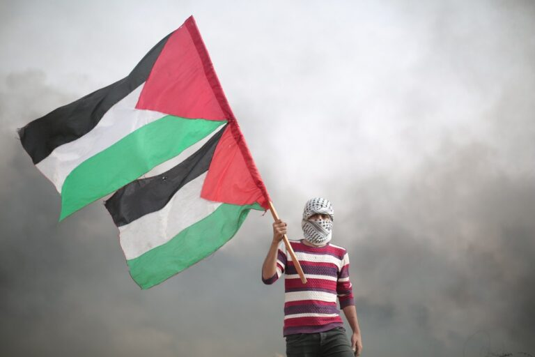 Trying to make sense of the Israeli and Palestinian conflict