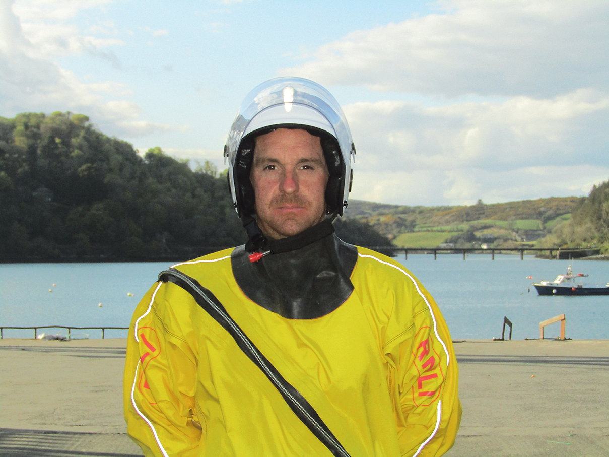 Union Hall RNLI welcomes new member and new vessel