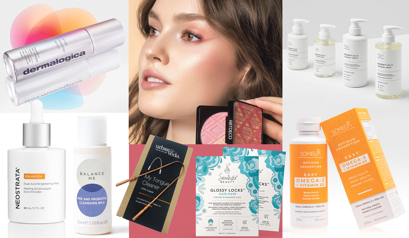 Brand new beauty buys