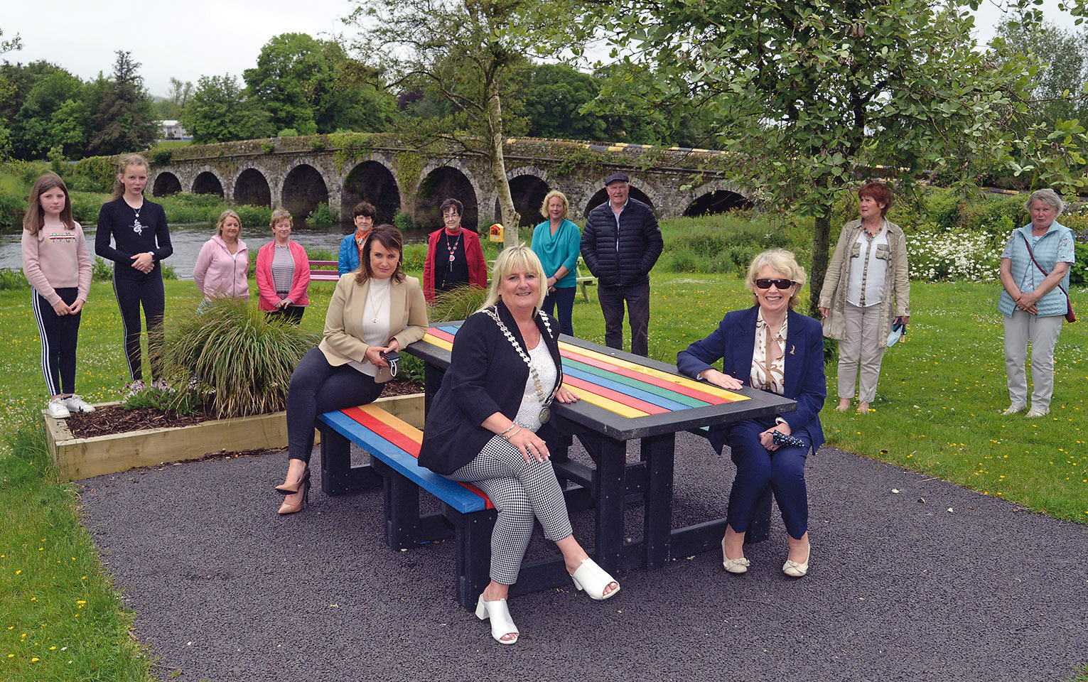 Heritage Trail launched for twin villages of Ballineen and Enniskeane