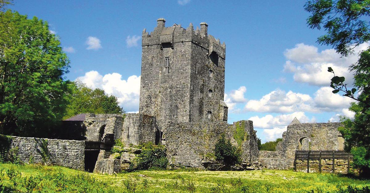 Consider a historical trip to Connemara