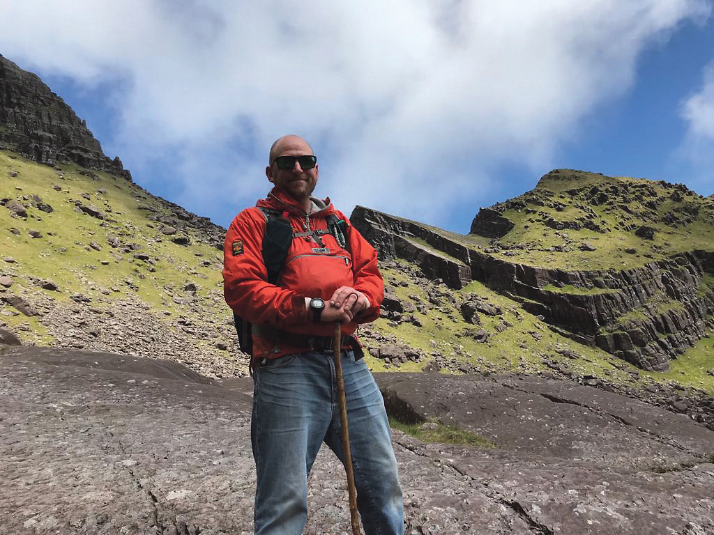 Courtmacsherry man scaling seven peaks in seven days for West Cork Volunteer Emergency Services