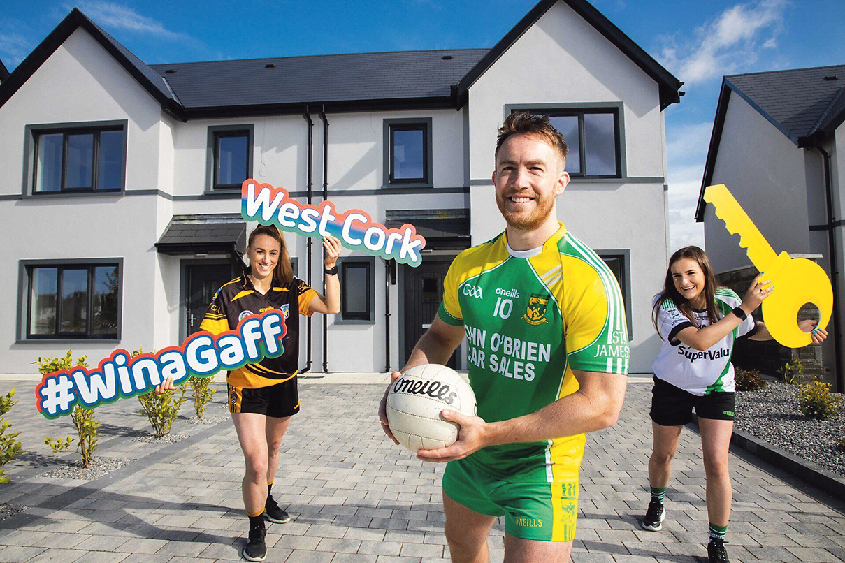 Clonakilty house to be won