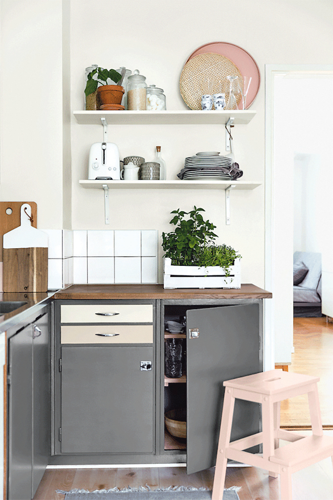 Kitchen makeovers made easy