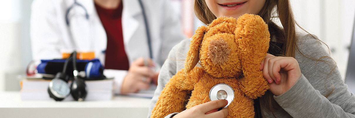 Training doctors in child's play