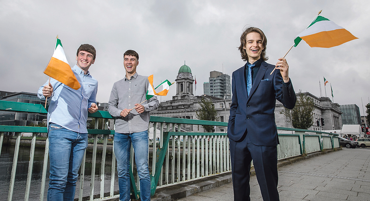 Irish students triumph at European Union Contest for Young Scientists