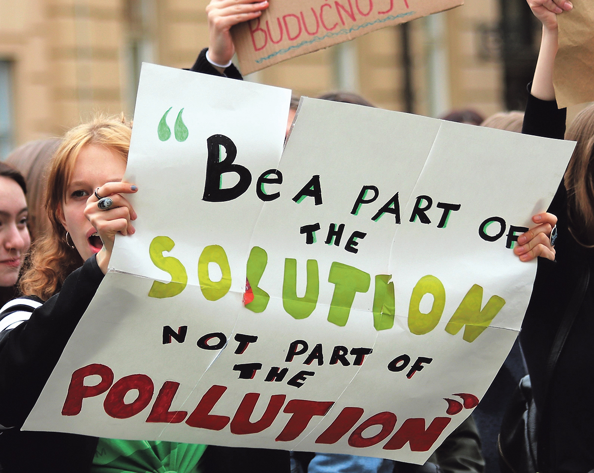 Government inaction on climate change fueling eco-anxiety in young people