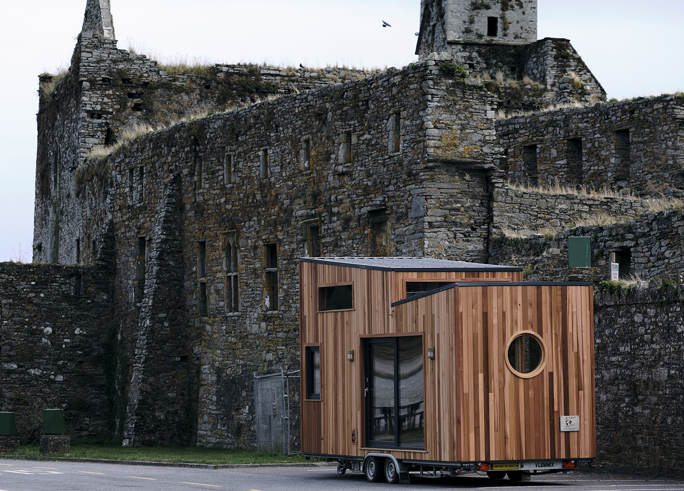 Freewheeling tiny homes offer the perfect solution
